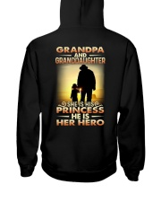 GRANDPA - HANDS - PRINCESS Hooded Sweatshirt thumbnail