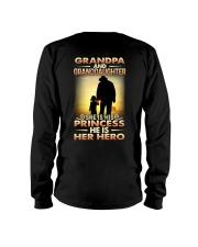 GRANDPA - HANDS - PRINCESS Long Sleeve Tee thumbnail