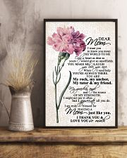 DEAR MOM 16x24 Poster lifestyle-poster-3