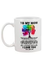 TO MY MOM - TREE - YOU ARE APPRECIATED Mug back