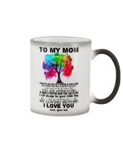 TO MY MOM - TREE - YOU ARE APPRECIATED Color Changing Mug thumbnail