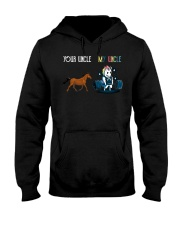 Your uncle My uncle Hooded Sweatshirt thumbnail