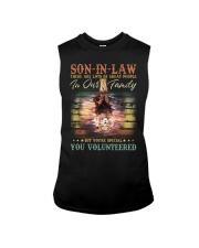 Son-in-law - Lion - You Volunteered - T-Shirt Sleeveless Tee thumbnail