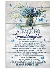 Grandma and Grandpa to Granddaughter - Poster 16x24 Poster front
