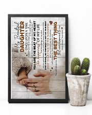 Daughter - Hands - Once Upon A Time - I Asked God 16x24 Poster lifestyle-poster-8