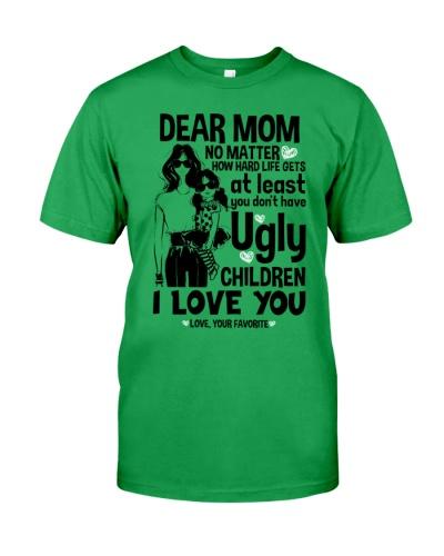 Dear mom No matter