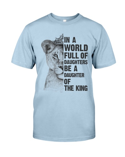 IN A WORLD - DAUGHTER OF THE KING