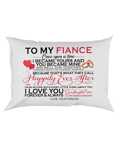 TO MY FIANCE