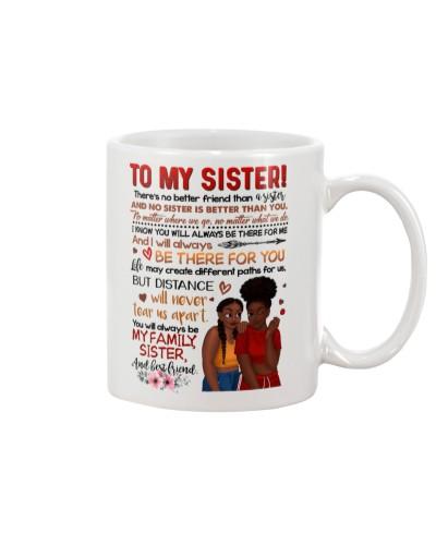 TO MY SISTER - BLACK GIRLS - BEST FRIEND