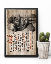 TO MY DAD 16x24 Poster lifestyle-poster-8