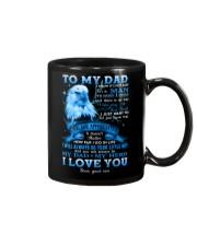 To My Dad - You Are Appreciated - Mug  Mug front