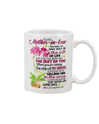 TO MY MOTHER-IN-LAW TREE