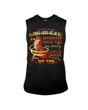 TO MY SON-IN-LAW - FOX - LOVE MADE YOU MY SON Sleeveless Tee thumbnail