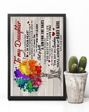 To My Daughter - Tree - I Want You To Believe 16x24 Poster lifestyle-poster-8