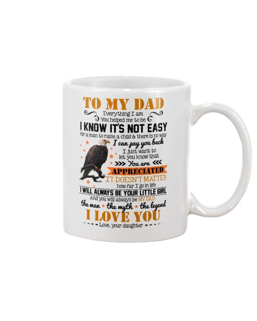 MUG - TO MY DAD - EAGLE - YOU ARE APPRECIATED Mug