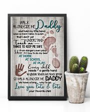 CHILD TO DAD 16x24 Poster lifestyle-poster-8