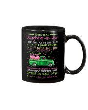 DAUGHTER-IN-LAW - CLOVER - PATRICK'S DAY - CIRCUS Mug front
