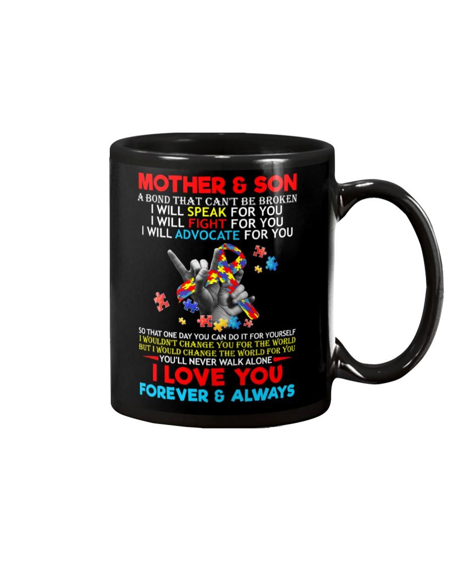 MOM AND SON Mug