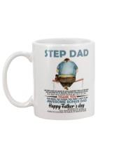 STEP DAD Mug back