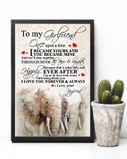 TO MY GIRLFRIEND 16x24 Poster lifestyle-poster-8