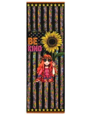 Independence Day - Hippie - Be Kind - Yoga Mat Yoga Mat 24x70 (vertical) front