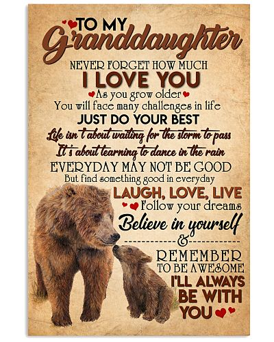 GRANDDAUGHTER - ART - I'LL ALWAYS BE WITH YOU