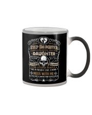 I don't have a step daughter Color Changing Mug thumbnail