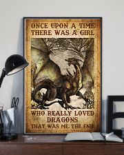 Dragon - Once Upon A Time - Poster 16x24 Poster lifestyle-poster-2