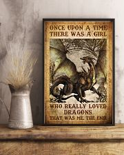 Dragon - Once Upon A Time - Poster 16x24 Poster lifestyle-poster-3