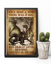 Dragon - Once Upon A Time - Poster 16x24 Poster lifestyle-poster-8