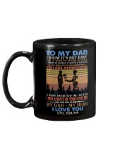 TO MY DAD - FATHER'S DAY - YOU ARE APPRECIATED  Mug back