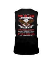 TO MY SON-IN-LAW - EAGLE - CIRCUS Sleeveless Tee thumbnail