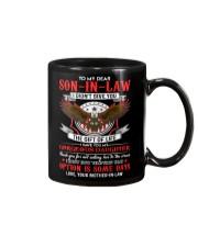TO MY SON-IN-LAW - EAGLE - CIRCUS Mug thumbnail