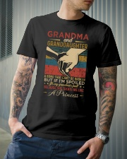GRANDMA AND GRANDDAUGHTER - VINTAGE Classic T-Shirt lifestyle-mens-crewneck-front-6