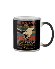 GRANDMA AND GRANDDAUGHTER - VINTAGE Color Changing Mug thumbnail
