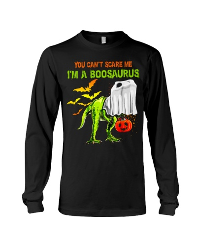 You can't scare me i'm a boosaurus