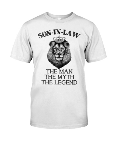 SON-IN-LAW - LION - THE MAN THE MYTH THE LEGEND