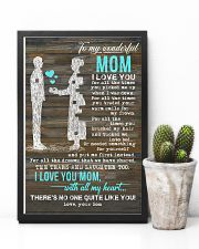POSTER - TO MY MOTHER - PIECE - I LOVE YOU 16x24 Poster lifestyle-poster-8