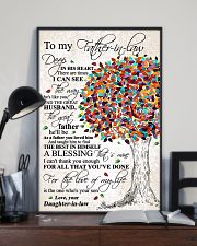DAUGHTER TO FATHER-IN-LAW 16x24 Poster lifestyle-poster-2