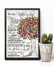 DAUGHTER TO FATHER-IN-LAW 16x24 Poster lifestyle-poster-8