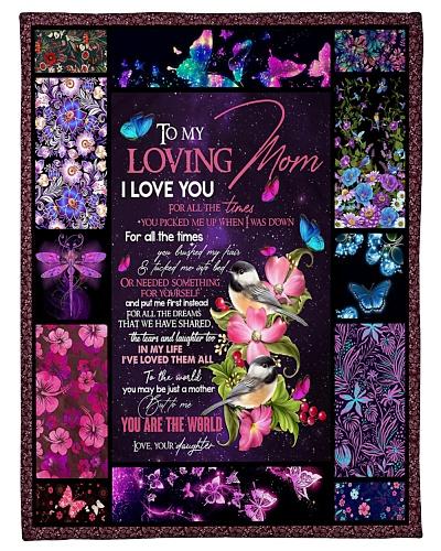 TO MY MOM - FLOWER