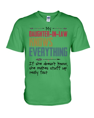 MY DAUGHTER-IN-LAW KNOWS EVERYTHING - VINTAGE