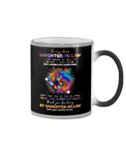 To My Daughter-in-law - Butterfly - I Love You  Color Changing Mug thumbnail