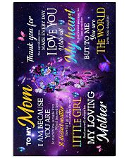 To My Mom - You are the world - Poster 16x24 Poster front