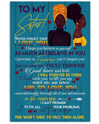 TO MY SISTER - BLACKGIRLS - I LOVE YOU
