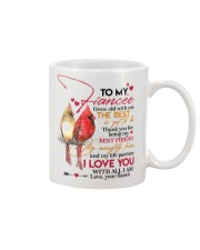 TO MY FIANCE'E Mug front