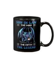 SON-IN-LAW - DRAGON COFFEE - THE MAN THE MYTH  Mug thumbnail
