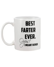 Best Farter Ever Mug back