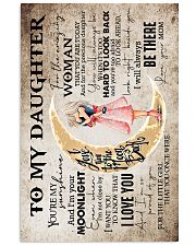 To Daughter - You're My Sunshine - Poster  16x24 Poster front