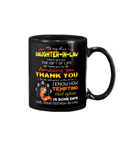 TO MY DAUGHTER-IN-LAW - FOX - CIRCUS